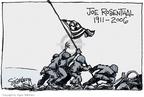 Cartoonist Signe Wilkinson  Signe Wilkinson's Editorial Cartoons 2006-08-22 2006
