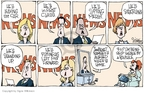 Cartoonist Signe Wilkinson  Signe Wilkinson's Editorial Cartoons 2006-08-23 first