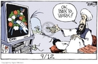 Signe Wilkinson  Signe Wilkinson's Editorial Cartoons 2006-09-12 2001