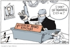 Cartoonist Signe Wilkinson  Signe Wilkinson's Editorial Cartoons 2006-10-11 press freedom
