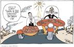 Cartoonist Signe Wilkinson  Signe Wilkinson's Editorial Cartoons 2006-10-30 2006