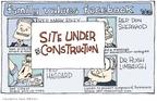 Cartoonist Signe Wilkinson  Signe Wilkinson's Editorial Cartoons 2006-11-07 Facebook