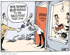 Cartoonist Signe Wilkinson  Signe Wilkinson's Editorial Cartoons 2006-12-15 James