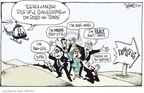 Signe Wilkinson  Signe Wilkinson's Editorial Cartoons 2007-03-02 'sup