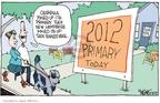 Cartoonist Signe Wilkinson  Signe Wilkinson's Editorial Cartoons 2007-05-08 2012 primary