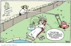 Cartoonist Signe Wilkinson  Signe Wilkinson's Editorial Cartoons 2007-05-30 illegal