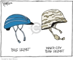 Cartoonist Signe Wilkinson  Signe Wilkinson's Editorial Cartoons 2007-07-17 danger