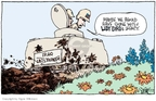 Cartoonist Signe Wilkinson  Signe Wilkinson's Editorial Cartoons 2007-07-17 first