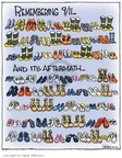 Signe Wilkinson  Signe Wilkinson's Editorial Cartoons 2007-09-11 2001