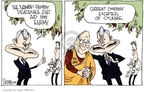 Cartoonist Signe Wilkinson  Signe Wilkinson's Editorial Cartoons 2007-10-19 except