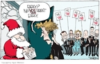 Cartoonist Signe Wilkinson  Signe Wilkinson's Editorial Cartoons 2007-11-23 2007