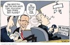 Signe Wilkinson  Signe Wilkinson's Editorial Cartoons 2008-01-10 $250