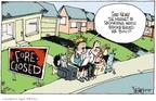 Signe Wilkinson  Signe Wilkinson's Editorial Cartoons 2008-04-08 real estate