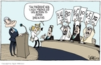 Cartoonist Signe Wilkinson  Signe Wilkinson's Editorial Cartoons 2008-05-20 get high