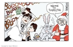 Cartoonist Signe Wilkinson  Signe Wilkinson's Editorial Cartoons 2008-10-13 NHL