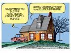Cartoonist Mike Smith  Mike Smith's Editorial Cartoons 2011-02-08 million