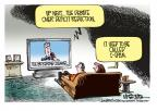 Cartoonist Mike Smith  Mike Smith's Editorial Cartoons 2011-04-14 cable television