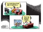 Cartoonist Mike Smith  Mike Smith's Editorial Cartoons 2011-05-25 channel