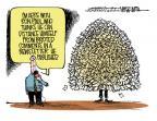 Cartoonist Mike Smith  Mike Smith's Editorial Cartoons 2011-12-30 bigotry