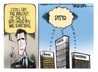 Cartoonist Mike Smith  Mike Smith's Editorial Cartoons 2012-02-16 2012 primary