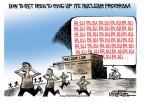 Cartoonist Mike Smith  Mike Smith's Editorial Cartoons 2012-03-07 Iran