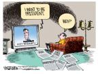 Cartoonist Mike Smith  Mike Smith's Editorial Cartoons 2012-04-17 North Korea