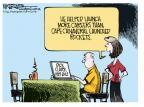 Cartoonist Mike Smith  Mike Smith's Editorial Cartoons 2012-04-20 political career
