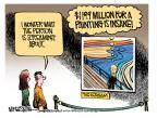 Cartoonist Mike Smith  Mike Smith's Editorial Cartoons 2012-05-05 million