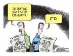 Cartoonist Mike Smith  Mike Smith's Editorial Cartoons 2012-06-17 performance