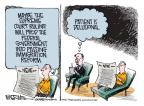 Cartoonist Mike Smith  Mike Smith's Editorial Cartoons 2012-06-26 law