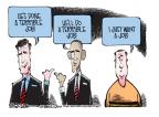 Cartoonist Mike Smith  Mike Smith's Editorial Cartoons 2012-07-03 terrible