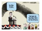Cartoonist Mike Smith  Mike Smith's Editorial Cartoons 2012-09-03 2012 political convention