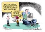 Cartoonist Mike Smith  Mike Smith's Editorial Cartoons 2012-12-06 religion