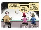 Cartoonist Mike Smith  Mike Smith's Editorial Cartoons 2013-01-27 Facebook