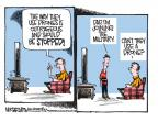 Cartoonist Mike Smith  Mike Smith's Editorial Cartoons 2013-02-08 dad