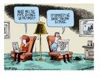 Cartoonist Mike Smith  Mike Smith's Editorial Cartoons 2013-02-13 religion