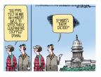 Cartoonist Mike Smith  Mike Smith's Editorial Cartoons 2013-03-01 religion