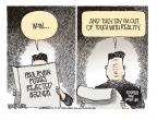 Cartoonist Mike Smith  Mike Smith's Editorial Cartoons 2013-03-17 North Korea