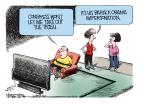 Cartoonist Mike Smith  Mike Smith's Editorial Cartoons 2013-05-03 trash