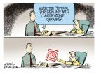 Cartoonist Mike Smith  Mike Smith's Editorial Cartoons 2013-05-14 law