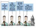 Cartoonist Mike Smith  Mike Smith's Editorial Cartoons 2013-06-04 million