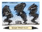 Cartoonist Mike Smith  Mike Smith's Editorial Cartoons 2013-06-06 press freedom