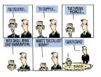 Cartoonist Mike Smith  Mike Smith's Editorial Cartoons 2013-06-18 arms