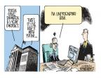 Cartoonist Mike Smith  Mike Smith's Editorial Cartoons 2013-08-02 Facebook