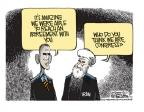 Cartoonist Mike Smith  Mike Smith's Editorial Cartoons 2013-11-26 arms
