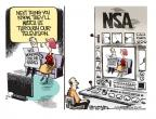 Cartoonist Mike Smith  Mike Smith's Editorial Cartoons 2013-12-11 next