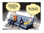 Cartoonist Mike Smith  Mike Smith's Editorial Cartoons 2013-12-13 religious