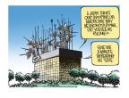 Cartoonist Mike Smith  Mike Smith's Editorial Cartoons 2013-12-18 record