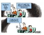 Cartoonist Mike Smith  Mike Smith's Editorial Cartoons 2014-02-05 Facebook