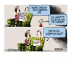 Mike Smith  Mike Smith's Editorial Cartoons 2014-02-21 $16